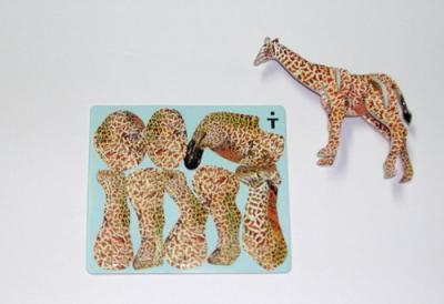 3D Puzzle (3D головоломки)