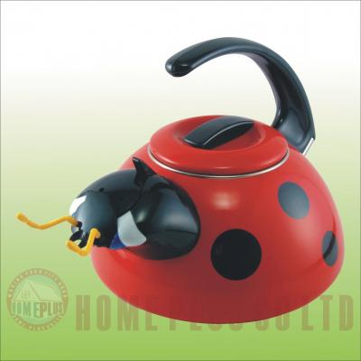 Enamel tea kettle (Эмаль чайник)
