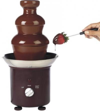 Chocolate Fountain (Шоколад фонтан)