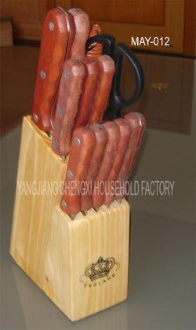 kitchen knives (Кухонные ножи)