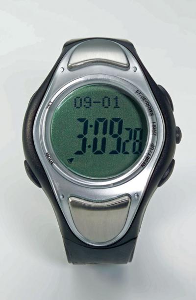 new pulse watch (neue Pulsuhr)