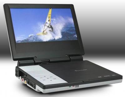 Portable DVD Player with 8 inch TFT Screen (Портативный DVD-плеер с 8 дюйма TFT экран)
