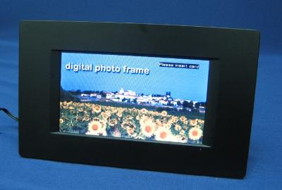 Electronics Photo Frame (Electronique Photo Frame)
