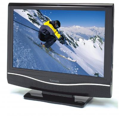 15.4 inches LCD TV