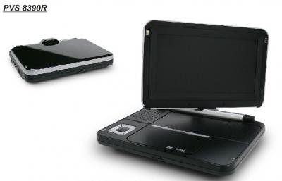 Portable DVD Player with 9 inches Swivel TFT Sreen (Портативный DVD-плеер с 9 дюймов Поворотный TFT Скрин)