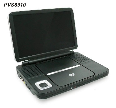 Portable DVD Player with 10 inches TFT Sreen (Портативный DVD-плеер с 10 дюйма TFT Скрин)